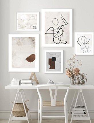 Οι καλύτεροι τρόποι να ενσωματώσεις ένα γραφείο στο σαλόνι σου