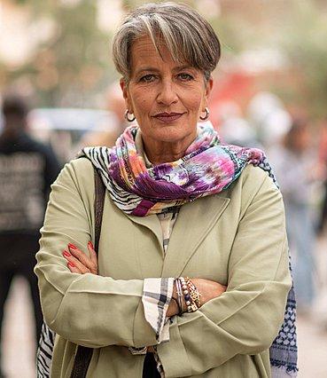 Η Λουκία Παπαδάκη στην  Έξαψη  σε ρόλο έκπληξη