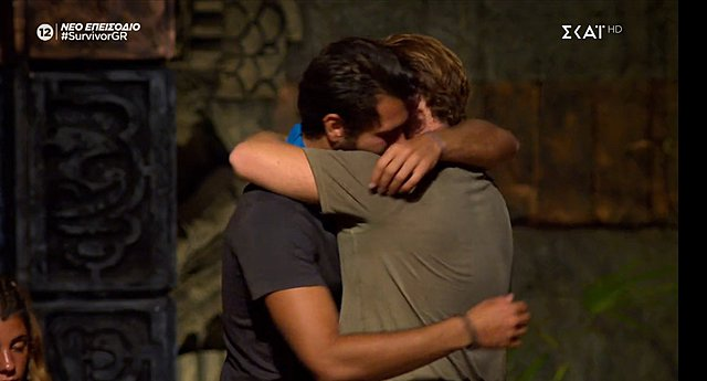 Survivor:  Το έπαθλό μου είναι ο Νίκος  - Ο Τζέιμς αποχώρησε οικειοθελώς και το Twitter υποκλίνεται