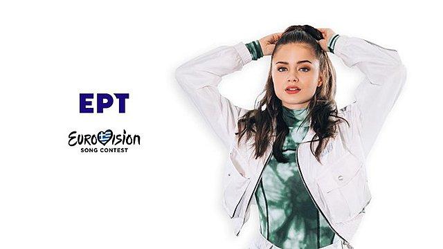 Eurovision - Στεφανία Λυμπερακάκη: «Χώρισα γιατί θέλω να σκίσω για την Ελλάδα»