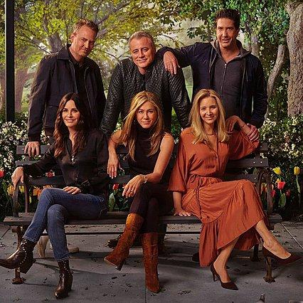Friends: Οι πρωταγωνιστές αποκαλύπτουν τι πιστεύουν ότι θα έκαναν σήμερα οι χαρακτήρες τους στη σειρά