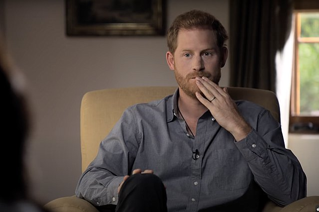 Ο πρίγκιπας Harry γράφει την αυτοβιογραφία του και το Παλάτι τρέμει - Τι είπε ο ίδιος για το εγχείρημα αυτό