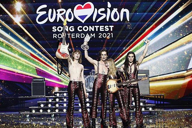 Eurovision 2021: Ιστορική νίκη της Ιταλίας ύστερα από 31 χρόνια - Οι θέσεις Ελλάδας και Κύπρου και το  Number One  της Παπαρίζου [video]