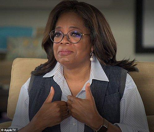 Oprah Winfrey: Λύγισε στην εκπομπή της όταν μίλησε για τους βιασμούς που υπέστη στα παιδικά της χρόνια