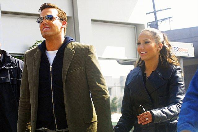 Ο Ben Affleck φόρεσε ξανά το δώρο που του είχε κάνει η Jennifer Lopez το 2002
