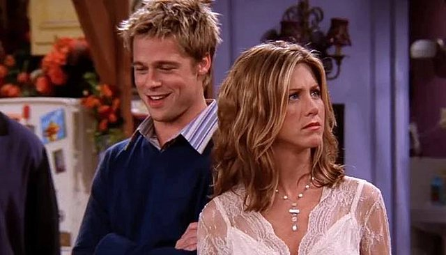 Jennifer Aniston για τους διάσημους guests των «Friends»:  «Ο κύριος Pitt ήταν υπέροχος» [video]