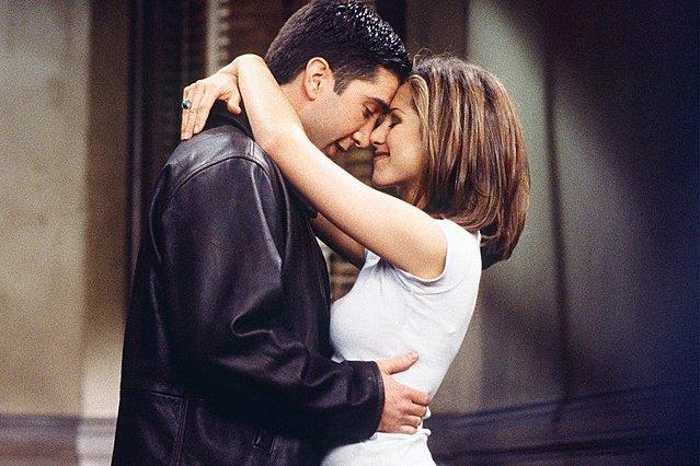 Η απίστευτη αποκάλυψη για την Jennifer Aniston και τον David Schwimmer στα  Φιλαράκια