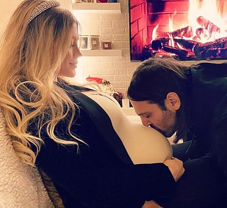 Κωνσταντίνα Κομμάτα - Γιώργος Σαμαράς: Για πρώτη φορά γονείς