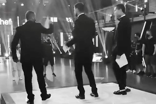 MasterChef: Κοντιζάς, Κουτσόπουλος και Ιωαννίδης έριξαν το instagram με το χορό τους