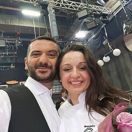 Έγραψε ιστορία: Η Μαργαρίτα Νικολαΐδη είναι η πρώτη Ελληνίδα MasterChef και το Twitter πανηγυρίζει