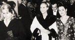 Χλόη Λιάσκου, Ζωή Λάσκαρη και Μάρθα Καραγιάννη μαζί σε ένα σπάνιο φωτογραφικό καρέ της δεκαετίας του'60