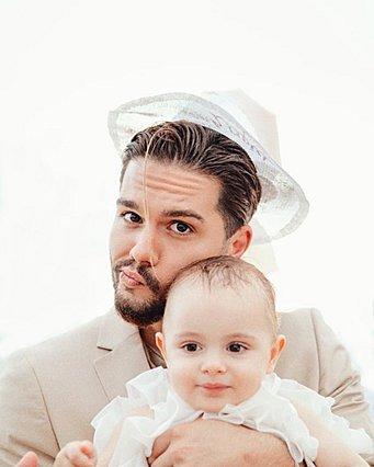 Ο Χρήστος Μάστορας βάφτισε την κόρη του Λευτέρη Πετρούνια και της Βασιλικής Μιλλούση - Ιδού το γράμμα που της έγραψε