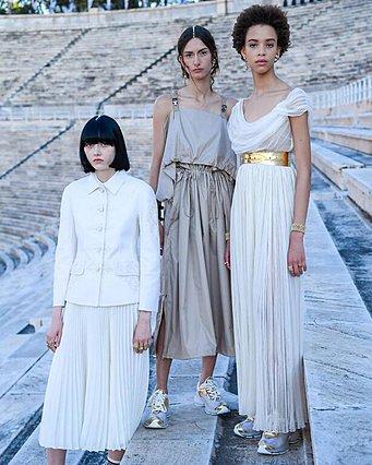 Dior: Αντίστροφη μέτρηση για το μεγάλο σόου του διεθνούς Οίκου στο Καλλιμάρμαρο - Οι πρώτες εικόνες