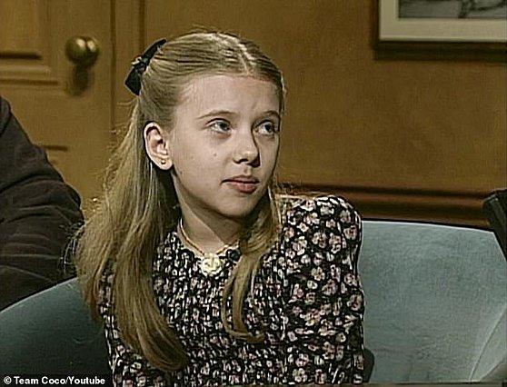 Scarlett Johansson: Ο πρώτος της ρόλος ήταν στα 9 της χρόνια και είχε να κάνει με ορθογραφία [video]
