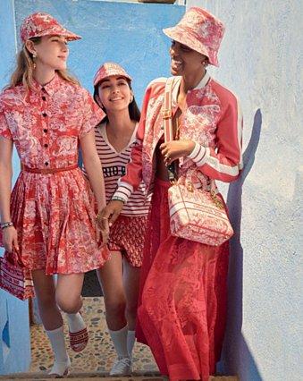 Αυτή είναι η μοναδική Ελληνίδα που θα περπατήσει στο show του Dior στο Καλλιμάρμαρο
