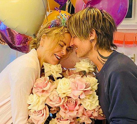 Nicole Kidman: Γιορτάζει την επέτειο γάμου της με την πιο ανατρεπτική φωτογραφία