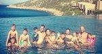 Βασίλης Σπανούλης - Νίκος Ζήσης: Κοινές διακοπές με τα 10 (!) παιδιά τους