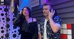 Γιάννης Πλούταρχος-Κατερίνα Κακοσαίου: Μπαμπάς και κόρη στο πρώτο τους ντουέτο