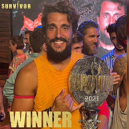 Survivor Τελικός: Ο Σάκης Κατσούλης ο μεγάλος νικητής - Τα πρώτα λόγια του μετά τη νίκη [video]