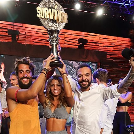 Σάκης Κατσούλης: Η πρώτη ανάρτηση μετά τη νίκη στο Survivor και το απίθανο ρεκόρ