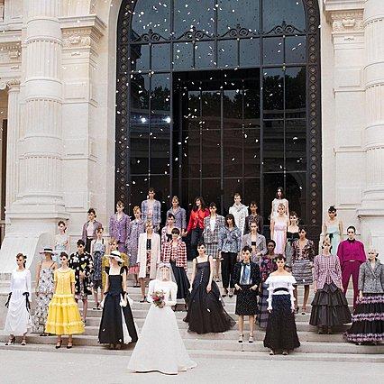 Οίκος Chanel: Ιμπρεσιονιστικές επιρροές στην παρουσίαση της συλλογής φθινοπώρου / χειμώνα 2021-2022