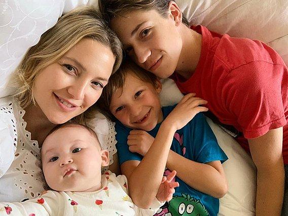 Kate Hudson: Ο δεύτερος γιος της έχει γενέθλια και εκείνη αποκαλύπτει τη νέα, απίστευτη ασχολία του