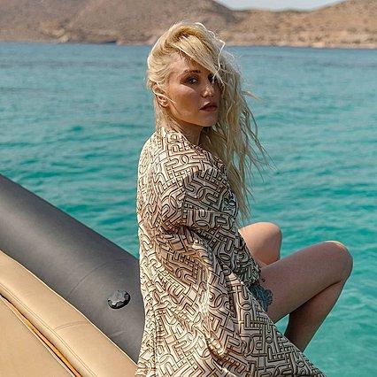 Η Πηνελόπη Αναστασοπούλου κούρεψε τα μαλλιά της αγορέ - Ιδού το νέο λουκ
