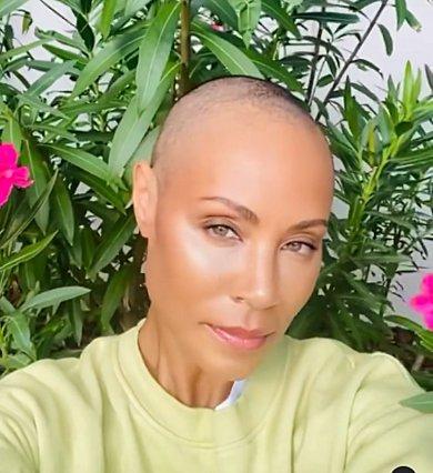 Η Jada Pinkett Smith ξύρισε το κεφάλι της και εξηγεί γιατί πήρε αυτή την απόφαση