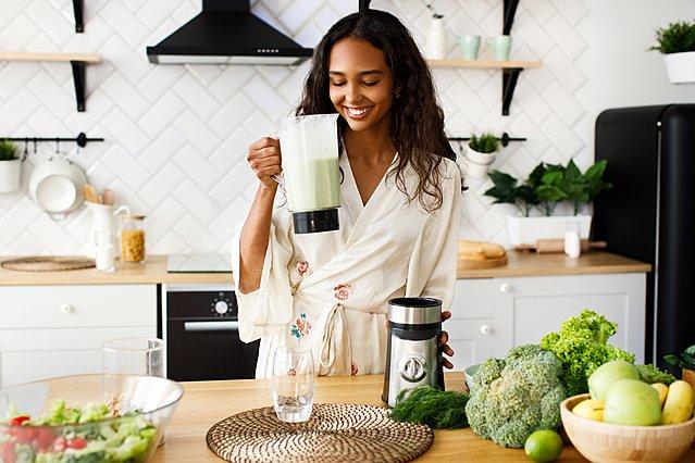 Η σειρά με την οποία να πρέπει να προσθέτεις τα υλικά για το smoothie στο blender
