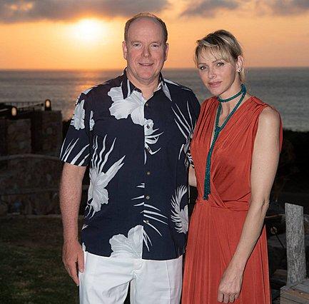 Μονακό: Ο Αλβέρτος μοιράζεται τα νέα για την εγχείρηση της συζύγου του