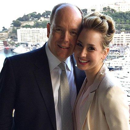 Jasmin Grace Grimaldi: Η εξώγαμη κόρη του πρίγκιπα Αλβέρτου ποζάρει μαζί με τη μητέρα της