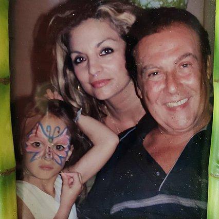 Άντζελα Γκερέκου: Η γλυκιά ανάρτηση για τη διπλή γιορτή της κόρης της
