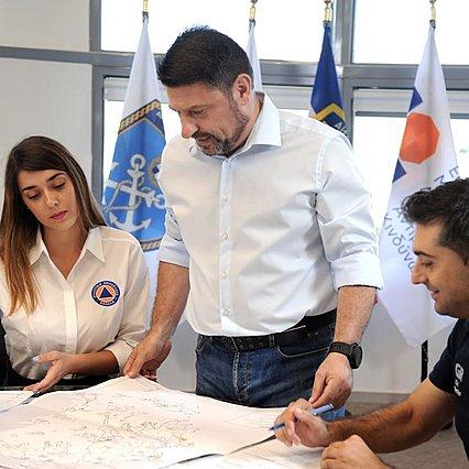 Νίκος Χαρδαλιάς: Επέστρεψε στο καθήκον μετά το ισχαιμικό επεισόδιο - Η ανάρτησή του