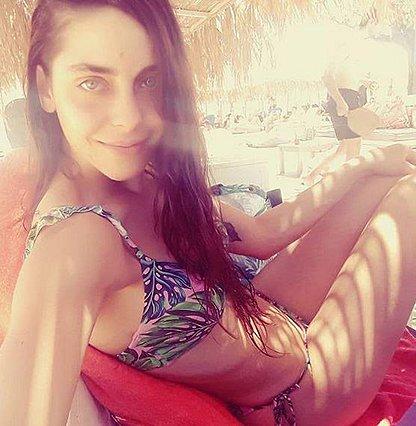 Μυριέλλα Κουρεντή: Έριξε το Instagram με το καλλίγραμμο κορμί της