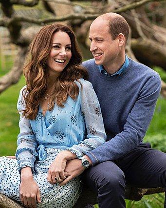 Πρίγκιπας William - Kate Middleton : Ποιο ζευγάρι έχουν πρότυπο για τον επιτυχημένο τους γάμο
