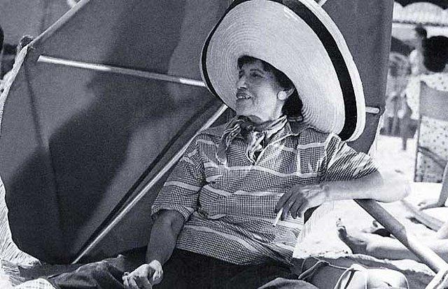 Γεωργία Βασιλειάδου: Σπάνια φωτογραφία της σε νεαρή ηλικία