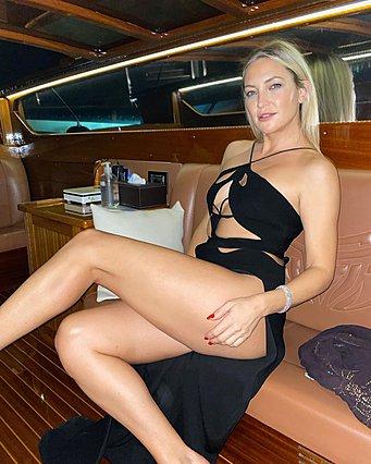 Kate Hudson: Οι σέξι εμφανίσεις στη Βενετία που συζητήθηκαν πολύ