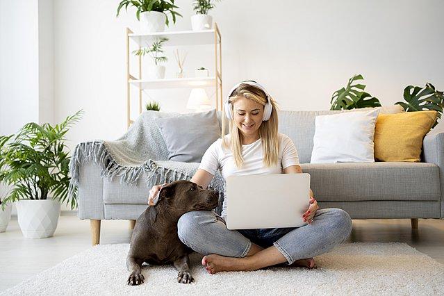 Πώς να κάνεις το σπίτι σου πιο φιλικό προς το κατοικίδιο σου