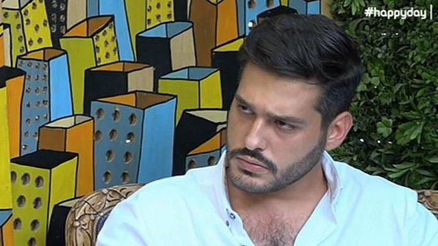 Φοίβος Παπαδάκης: Ο κούκλος γιος του Γιώργου Παπαδάκη στην πρώτη του τηλεοπτική συνέντευξη