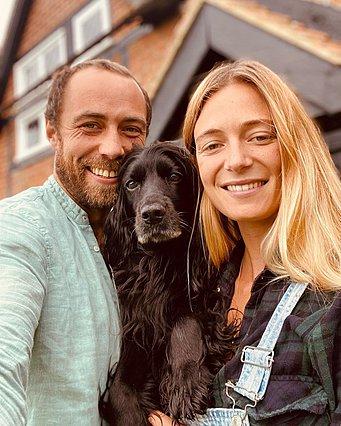 James Middleton: Παντρεύτηκε ο αδελφός της Kate - Η γλυκιά ανάρτησή του