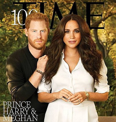 Harry και Meghan: Η διάκριση του Time -και το photoshop- που προκάλεσε θύελλα αντιδράσεων