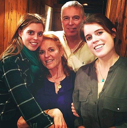 Sarah Ferguson: Το συγκινητικό γράμμα της προς τις κόρες της, Beatrice και Eugenie