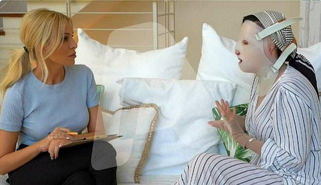 Η Ιωάννα Παλιοσπύρου στην πρώτη της τηλεοπτική συνέντευξη - Τι είπε στην Κατερίνα Καινούργιου [video]