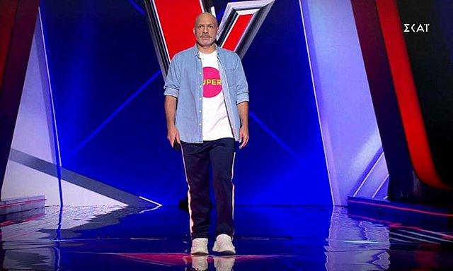 The Voice: Ο Νίκος Μουτσινάς διαγωνίστηκε, δεν γύρισε κανείς, όμως κερδισμένη βγήκε η Βάνια [video]