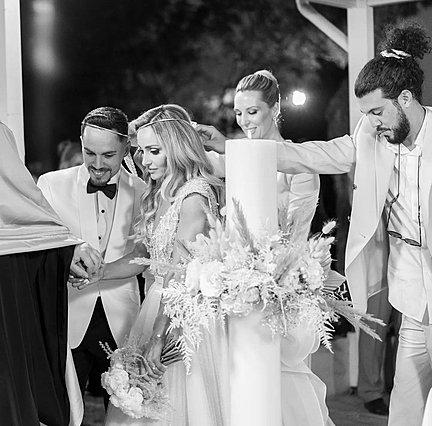 Βασιλική Μιλλούση: Οι πανέμορφες φωτογραφίες από τον γάμο της που μοιράστηκε