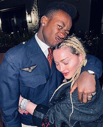 Madonna: O γιος της, David Banda έγινε 16 χρονών και το γιόρτασε με ένα απίθανο πάρτι