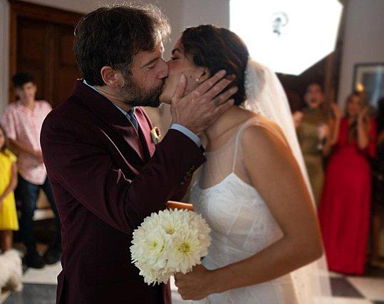 Κωστής Μαραβέγιας: Απίστευτα λόγια αγάπης για την Τόνια Σωτηροπούλου στην πρώτη του ανάρτηση μετά τον γάμο τους